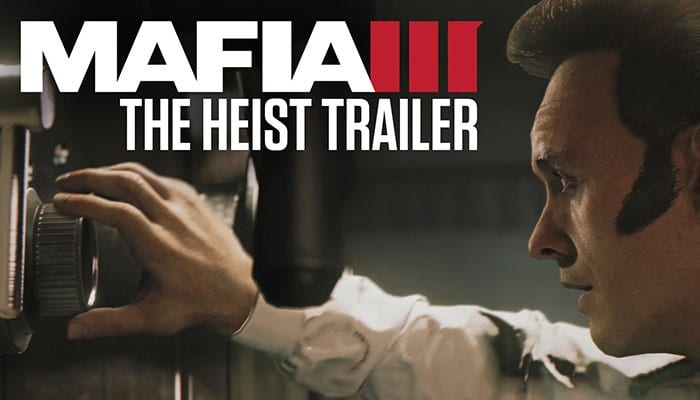 Mafia III - The Heist Trailer