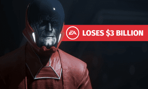 EA Star Wars Battlefront II Loses $3 Billion