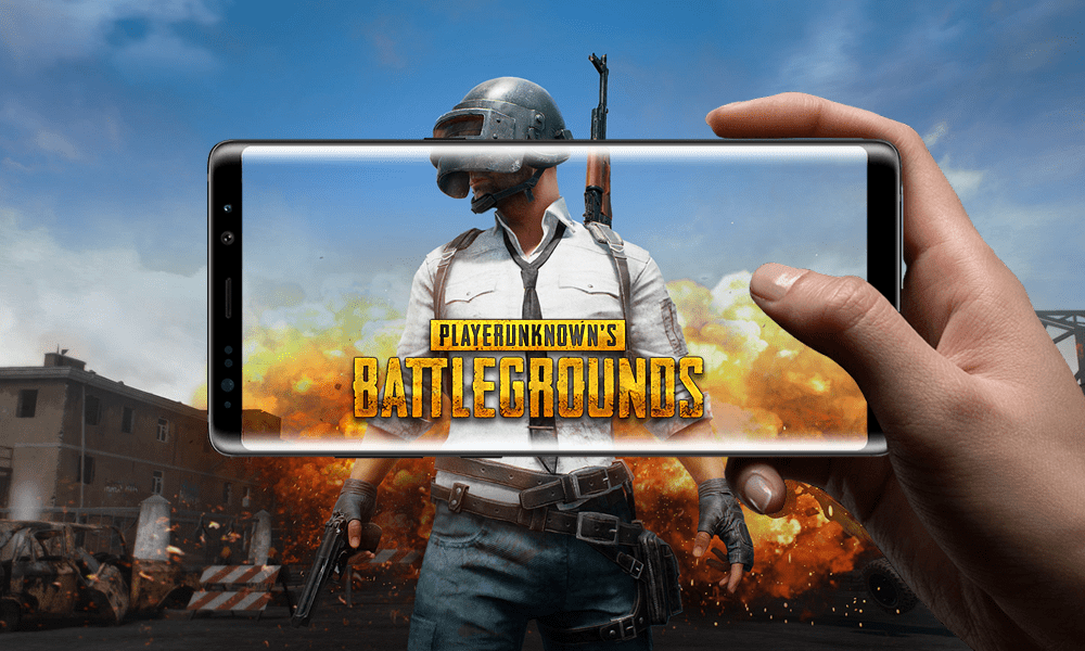 PlayerUnknown's Battlegrounds Is Coming To Mobile Devices