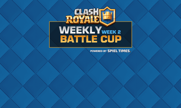 Weekly Battle Cup 2
