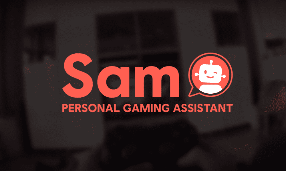 Ubisoft Sam - Personal Gaming Assistant