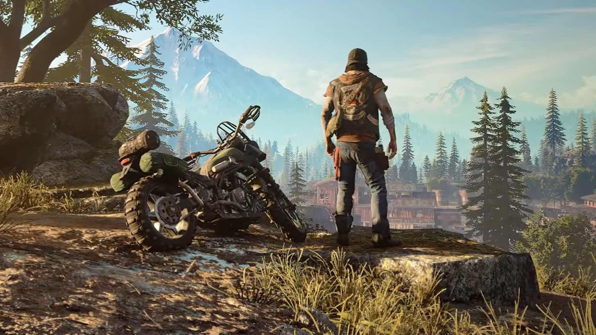PS Plus Games for April: Days Gone