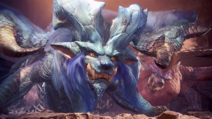 Lunastra - Monster Hunter: World