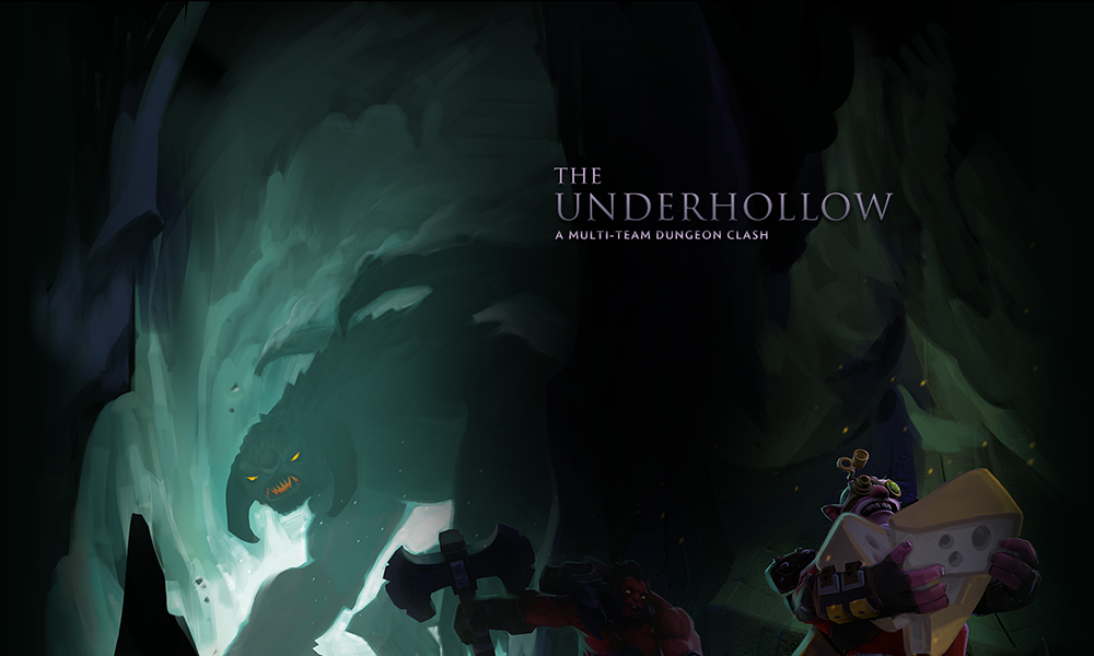 The Underhollow - Dota 2 International 2018 Battle Pass