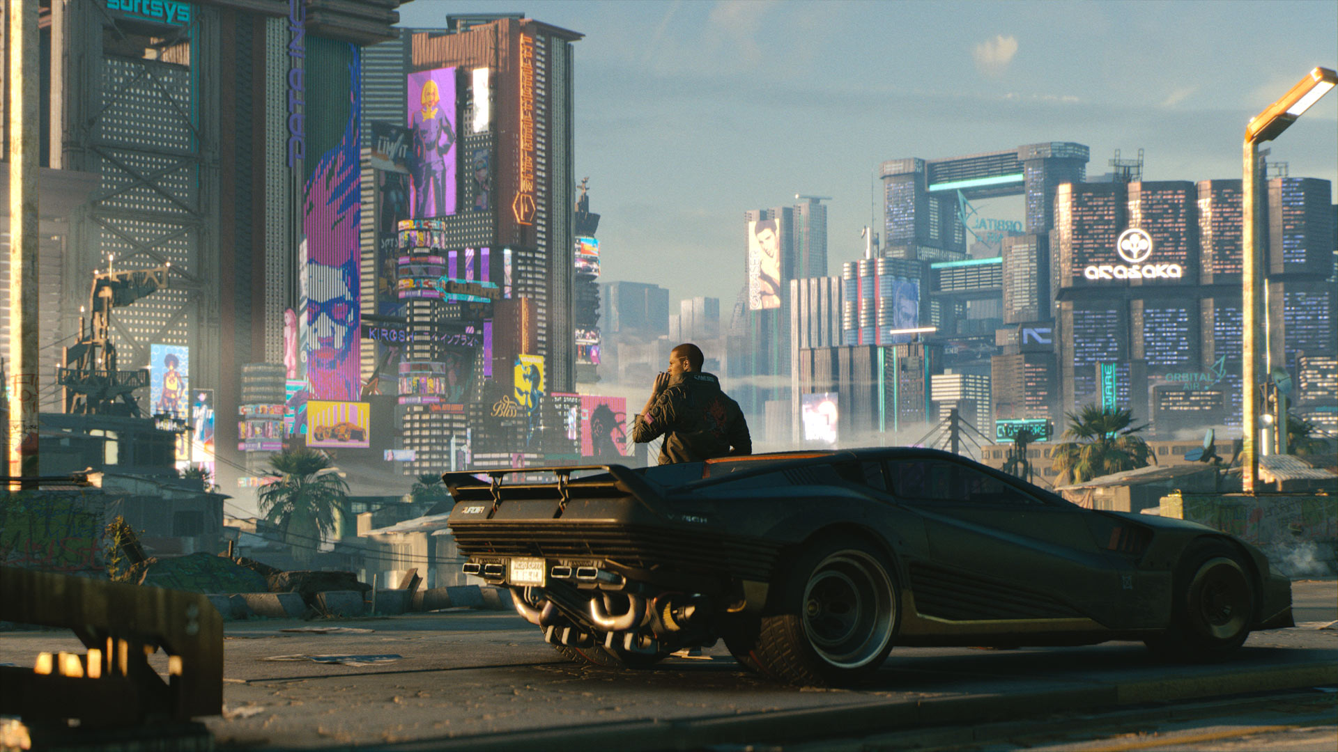 Source: Cyberpunk 2077 Release Date To Be Revealed At E3 2019