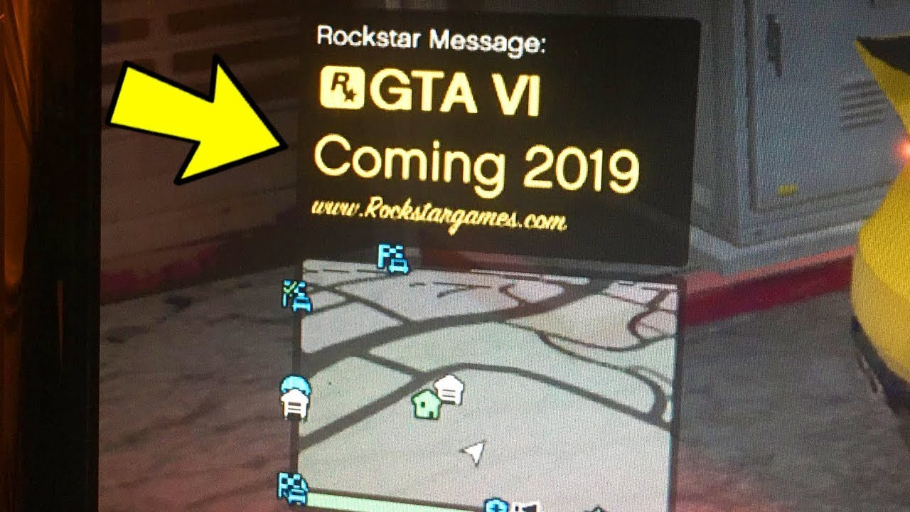 GTA Online Message Says