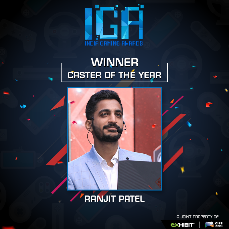 India Gaming Awards 2018