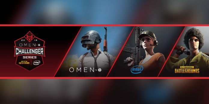 OMEN by HP – Challenger Series