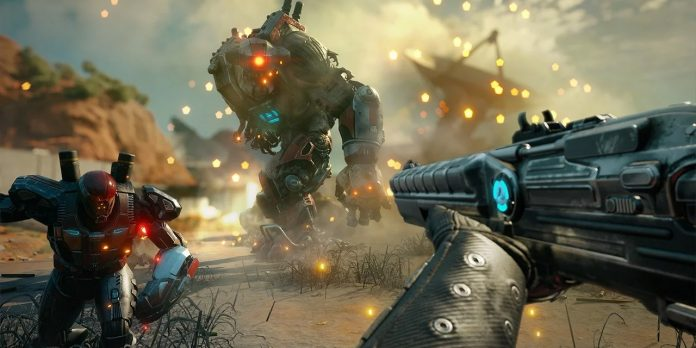 Rage 2 Physical Sales Are 75% Less Than Rage 1