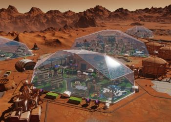 Surviving Mars Creative Mode