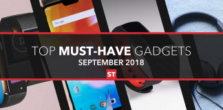 Top Must-Have Gadgets - September 2018