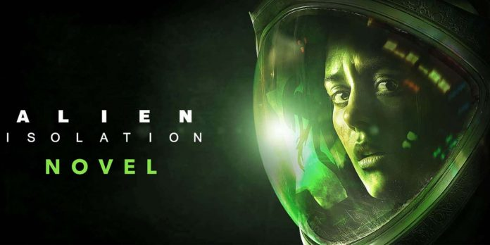 Alien Isolation Novel