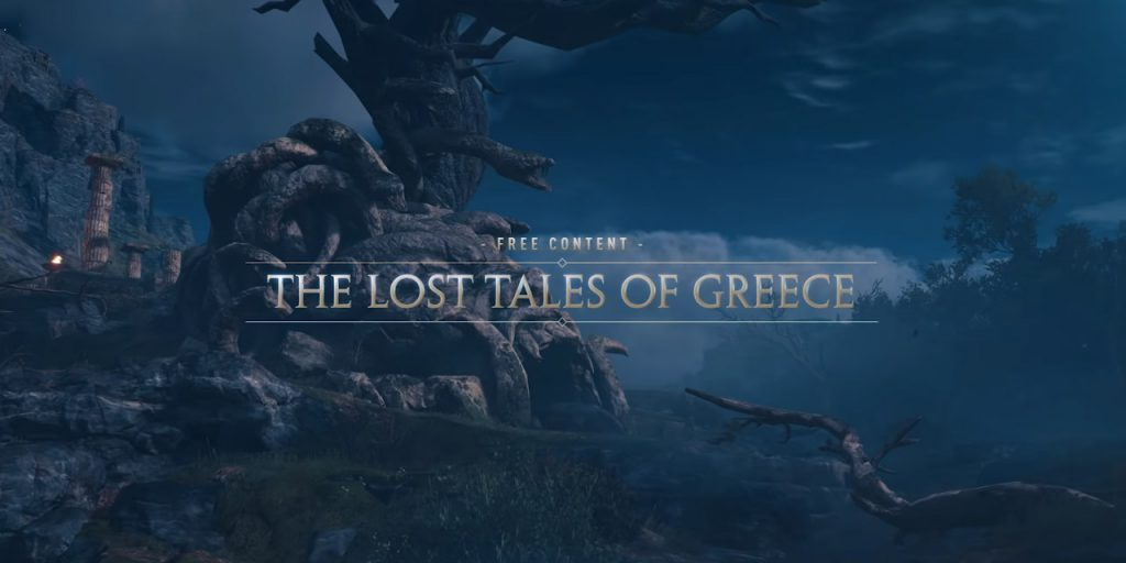 Assassin's Creed Odyssey - The Lost Tales of Greece