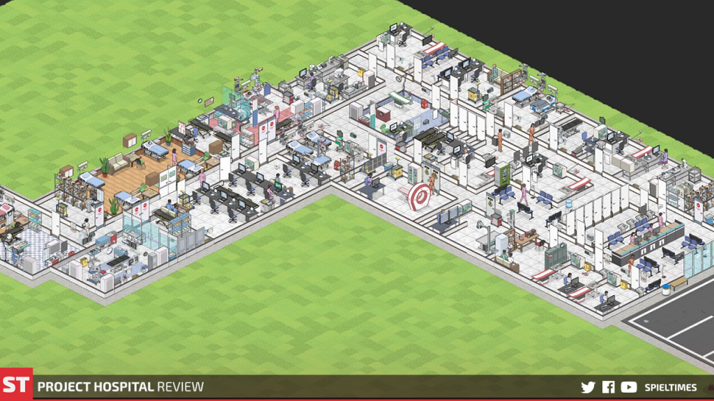 Project Hospital - Review