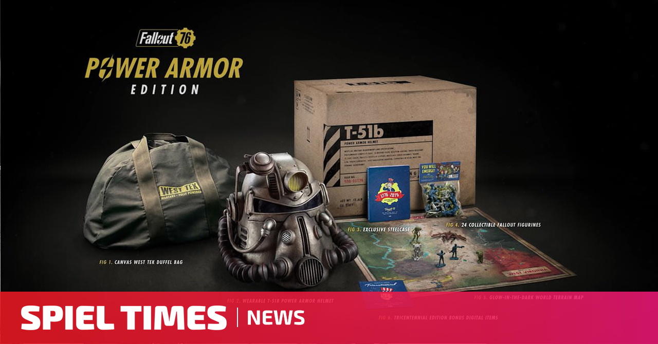 Players Who Bought Fallout 76 Pre-Black Friday Can Claim 500 Atoms For Free