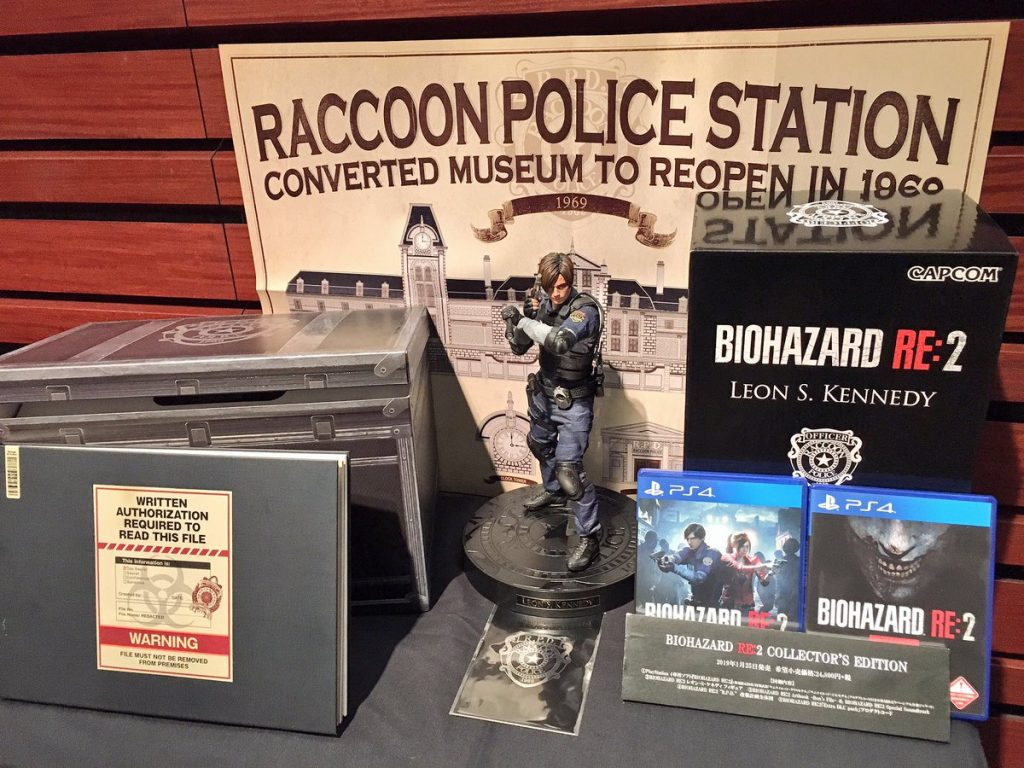 Resident Evil 2 Special Broadcast