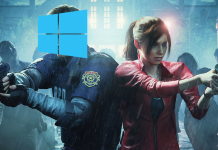 Resident Evil 2 Windows 10