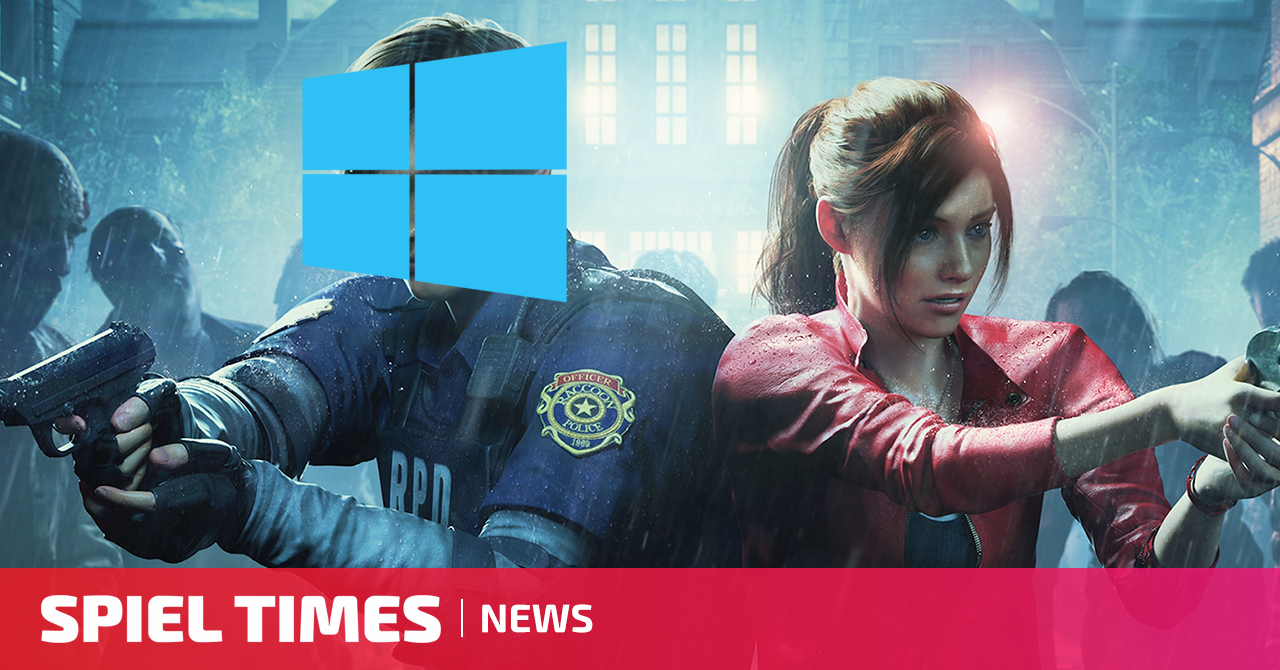 Fixed] Resident Evil 2 Windows 10 Black Screen Issue – Spiel Times