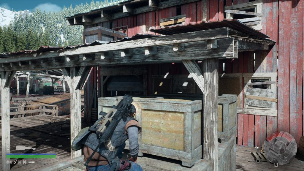 Days Gone – How To Beat The Old Sawmill Freaker Horde