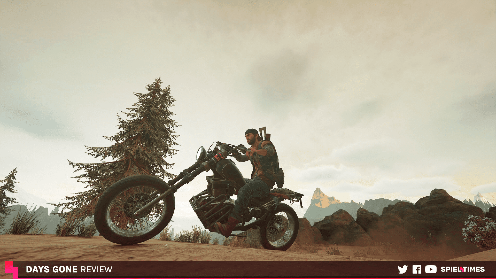 Days Gone Review - Spiel Times