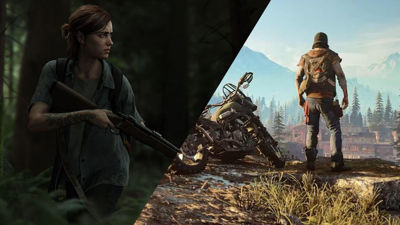 days gone vs the last of us part ii which blockbuster release is drumming up the most. Black Bedroom Furniture Sets. Home Design Ideas