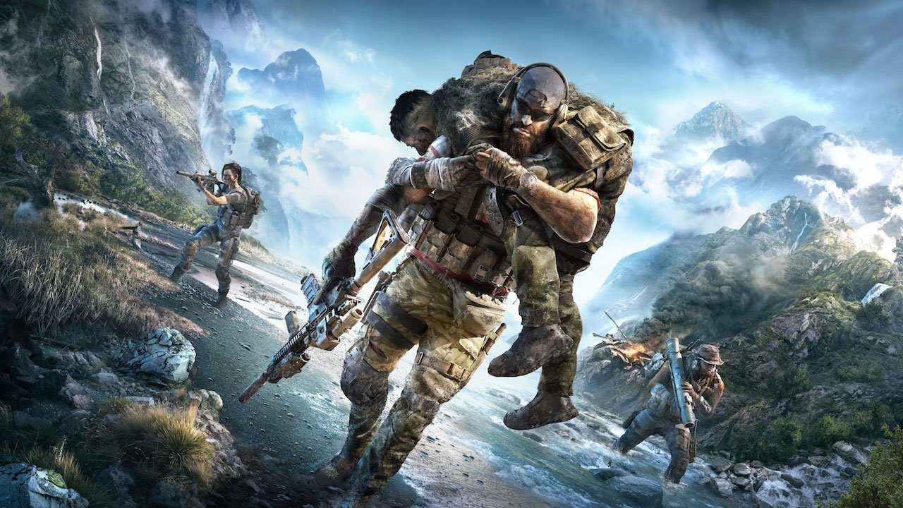 Play Wildlands To Unlock Rewards In Ghost Recon Breakpoint