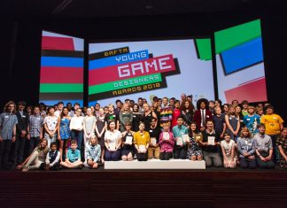 BAFTA Announces Finalists for Young Game Designers Competition 2019