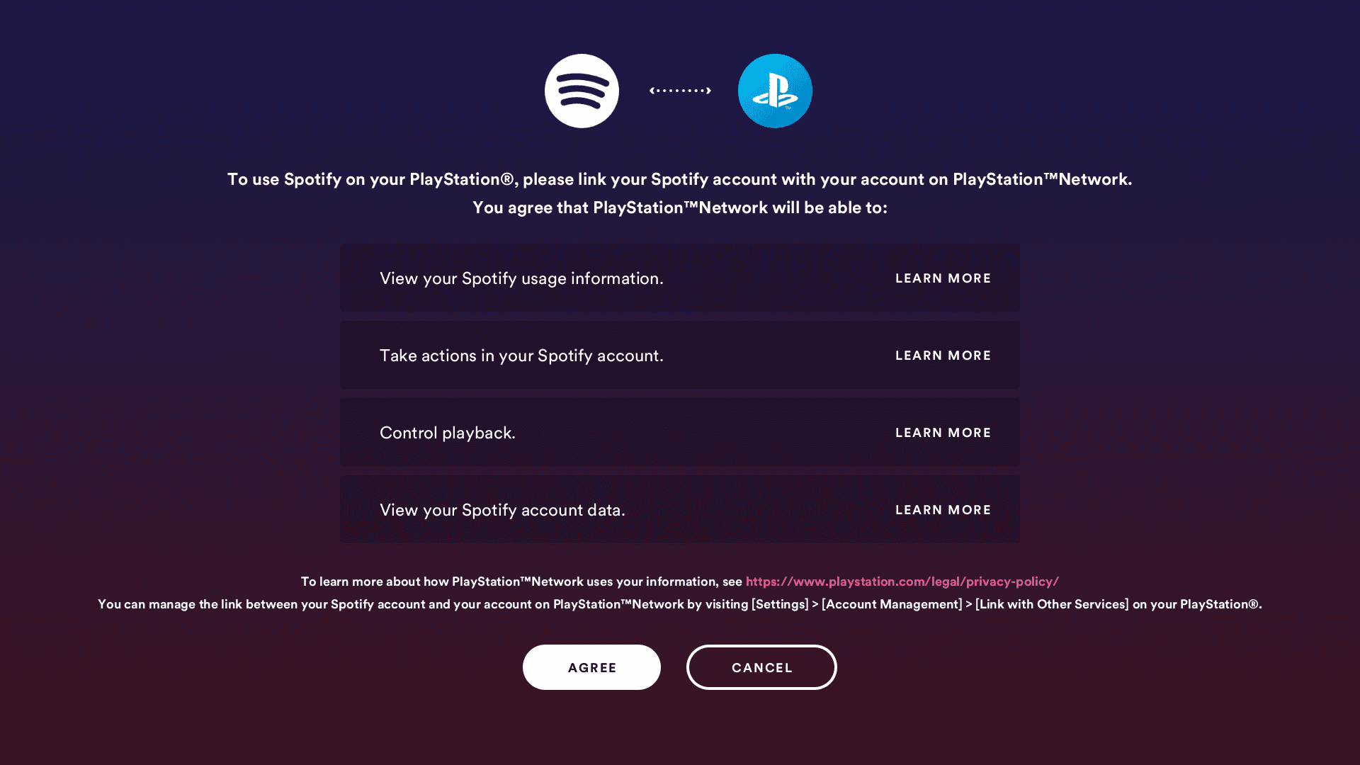 Spotify on PlayStation Music Launches in India