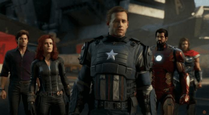 Marvel's Avengers - Square Enix