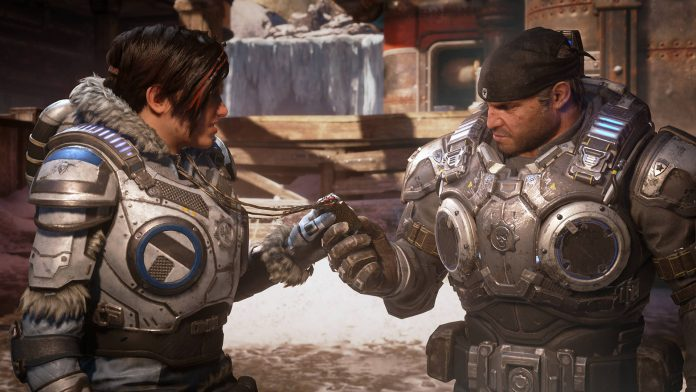 Gears 5 Multiplayer Tech Test