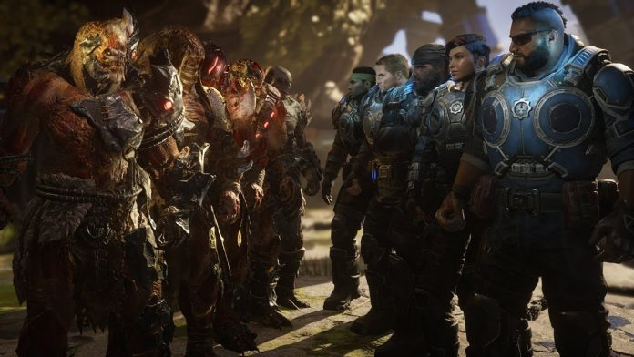 Gears 5 Tech Test now downloadable on PC and Xbox One