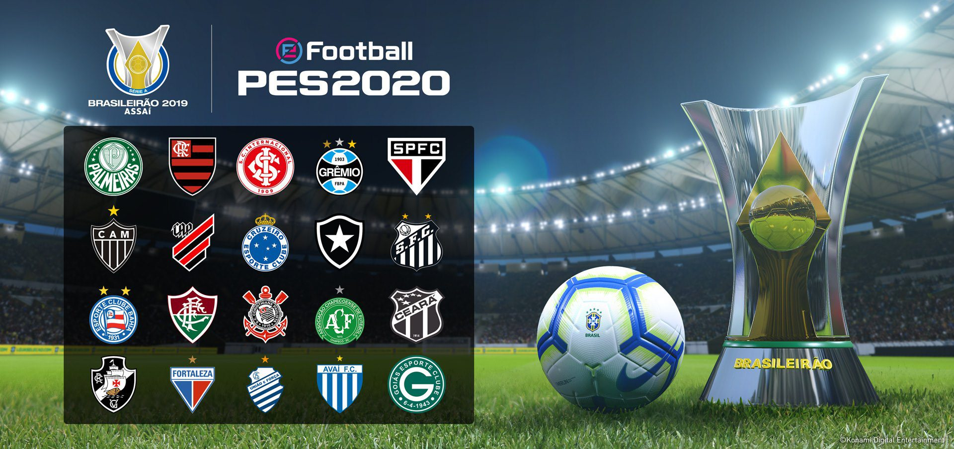 More Exclusive Content Taken From FIFA 20 By eFootball PES 2020