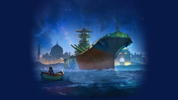 World of Warships India
