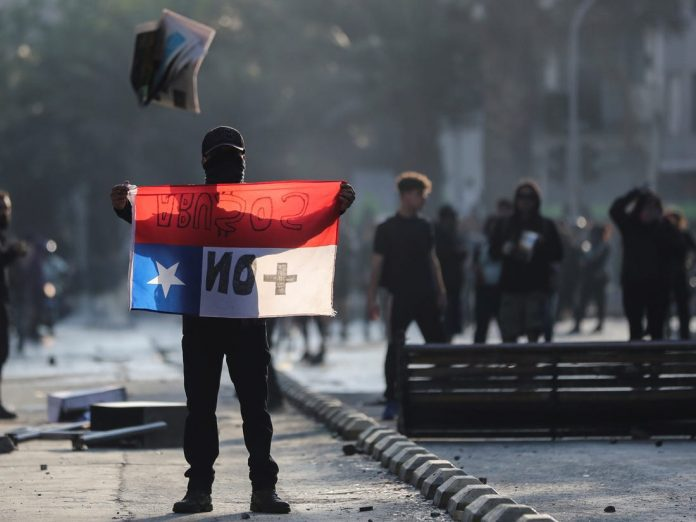 Protests in Chile