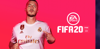 FIFA 20 Official Art