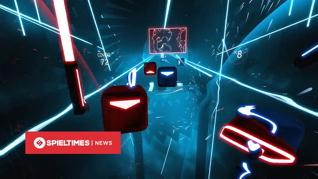 Beat Saber is the First VR-Only Game on Steam's 100 Top Sellers List