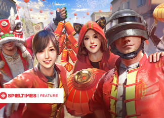 PUBG Mobile Spring Party Event