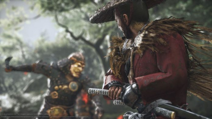 Ghost of Tsushima New Game Plus