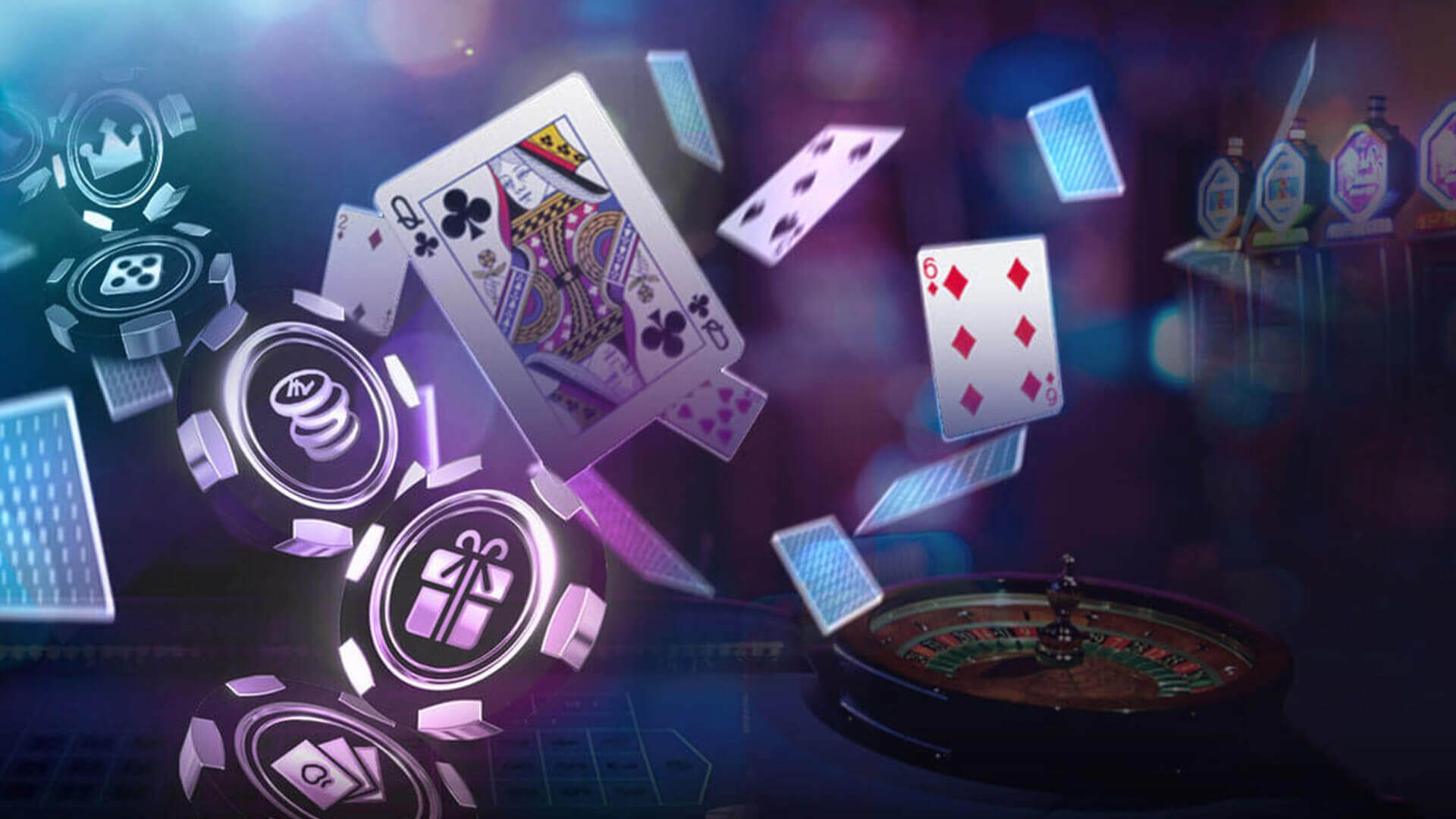 Start Playing Online Casino Games For Entertainment | Simulism