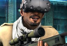 Counter Strike: Global Offensive - Virtual Reality