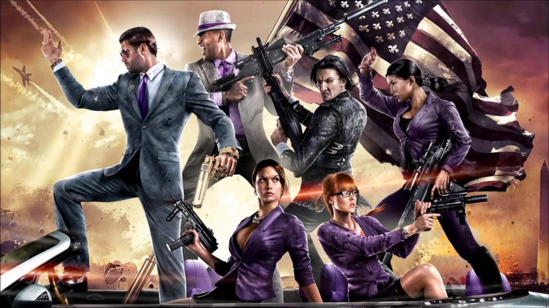 Saints Row 4 was the last main entry in the franchise