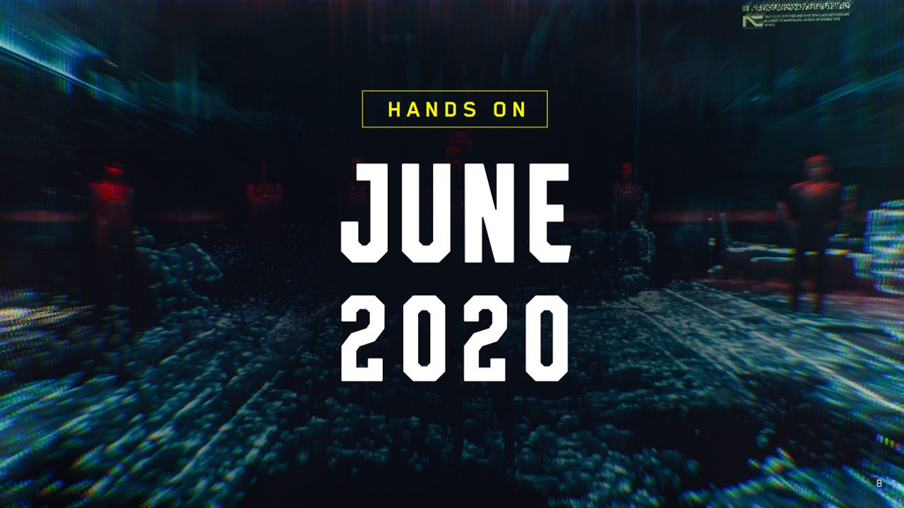 Cyberpunk 2077 Hands-On Event Teased For June