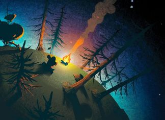 Outer Wilds generate this feeling of adventure,exploring a mysterious planet, which is very soothing somehow.