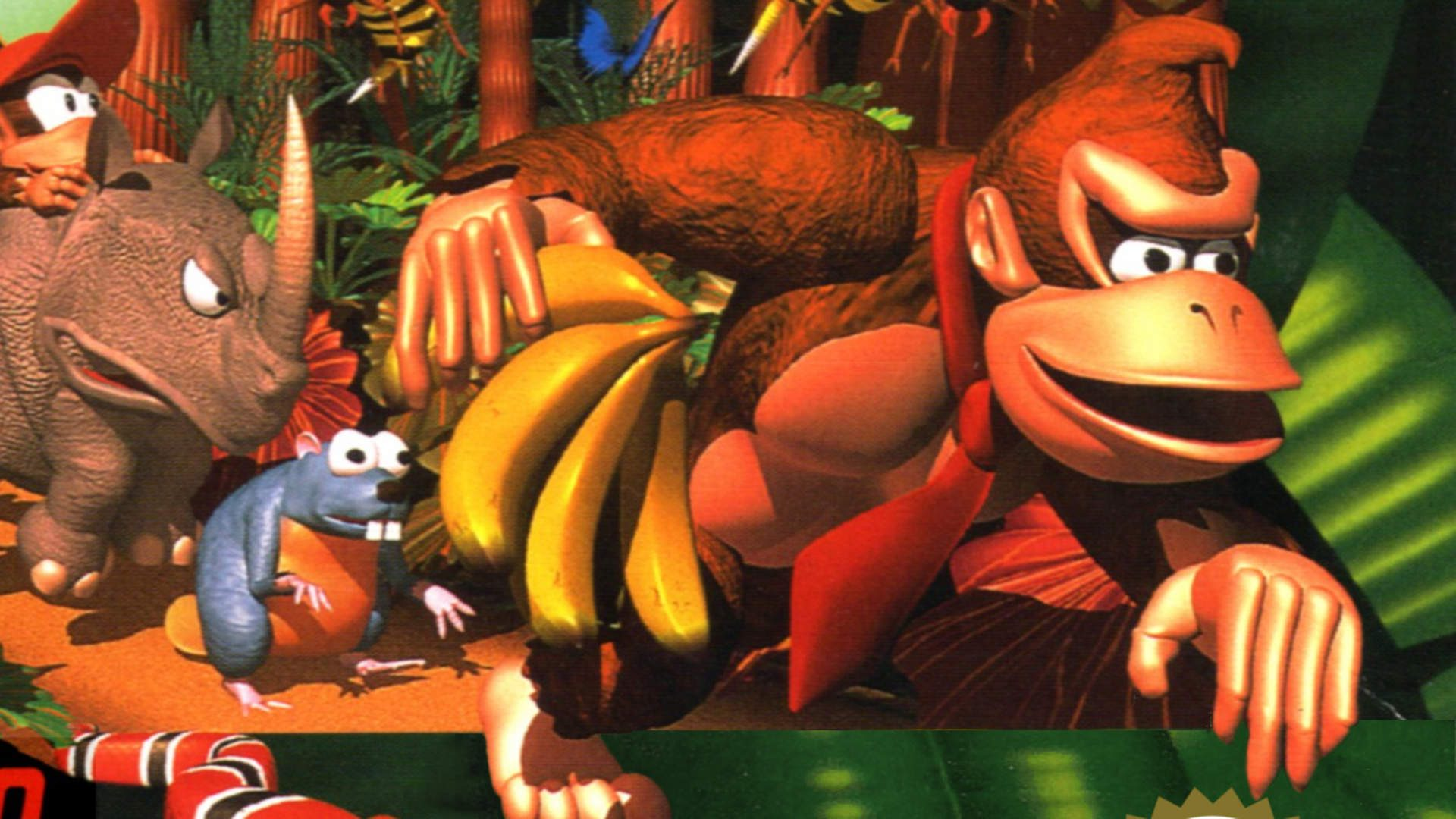 Donkey Kong Country Online
