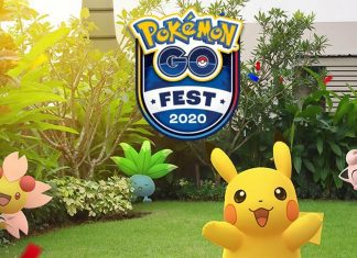 Pokemon Go Fest Friendship Challenge