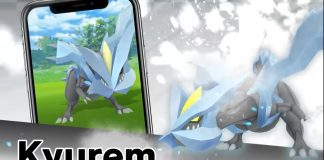 SEO title preview: Pokemon Go Kyurem Raid Hour - How To Catch It And Is It Shiny?