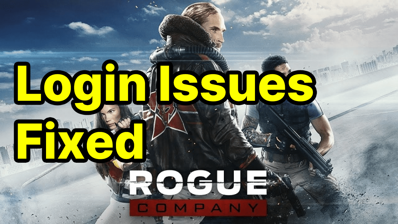 #Rogue Company: How To Fix Server Login Issues – Complete Guide
