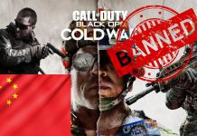 Call of Duty Black Ops Cold War Trailer Banned In China