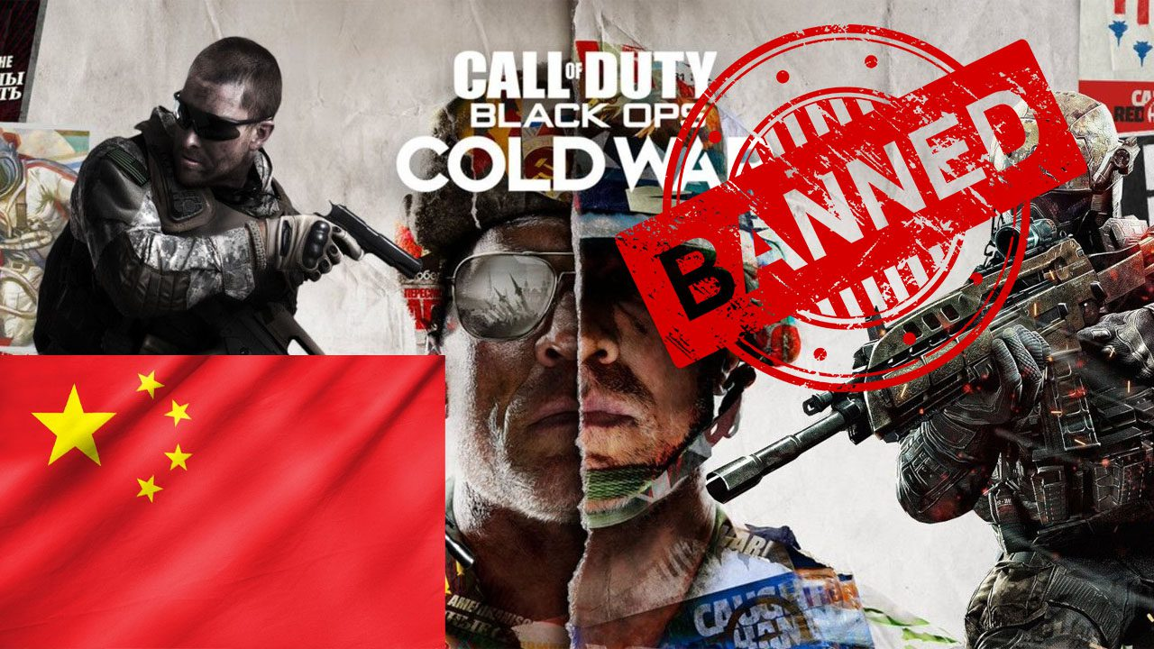 New Call Of Duty Game Black Ops Cold War Trailer Banned In China