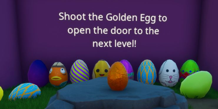 Fortnite Find The Golden Egg Complete Easy Guide Level 1
